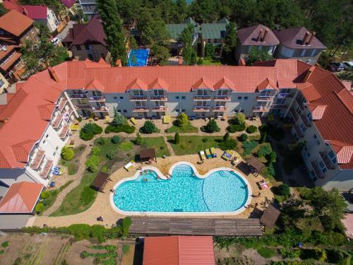 База отдыха с бассейном в Коблево