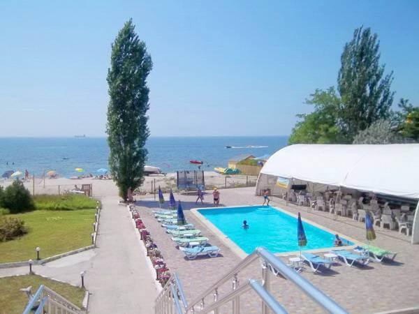 База отдыха возле моря в Коблево